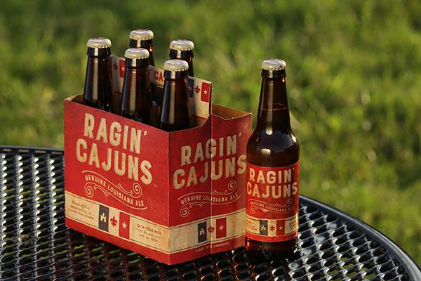 southern living taps ragin u2019 cajuns u2122 ale for best food