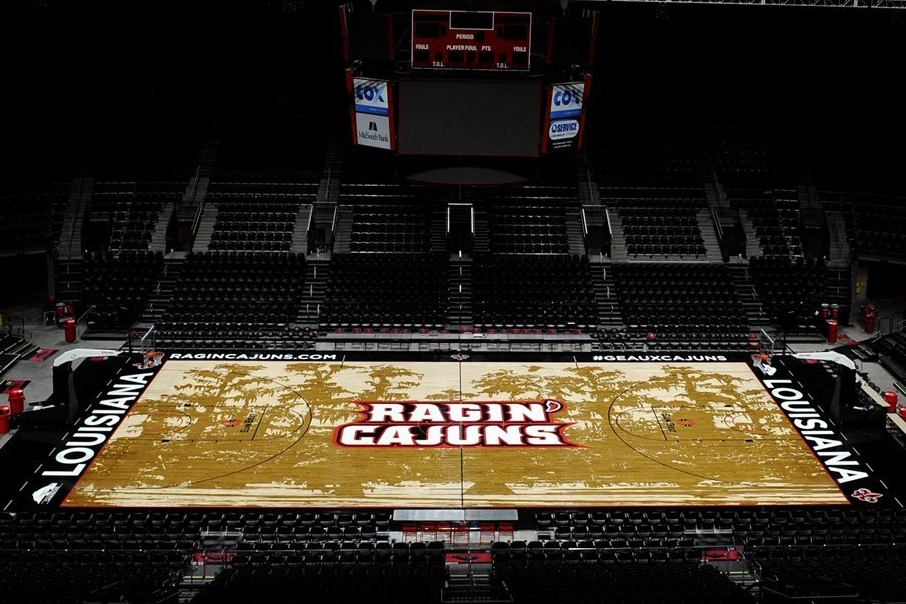 Ragin' Cajuns basketball