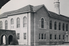 Stephens Hall: Then & Now
