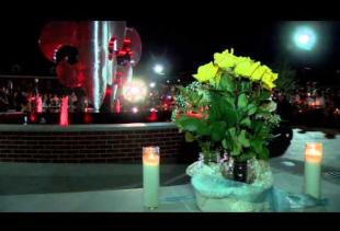 Students Host Candlelight Vigil