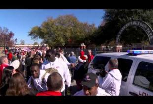 Cajuns Leave for New Orleans Bowl