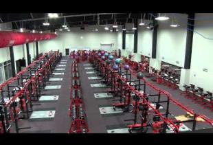 Student Athlete Performance Center