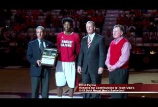 Elfrid Payton Receives Honors